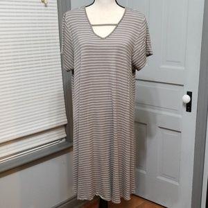 Cupio Jersey T-Shirt Dress